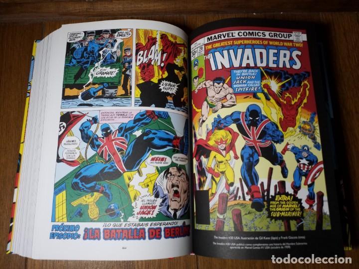 Cómics: LOS INVASORES 1 ¡MUY BIEN EJE... ALLA VAMOS! MARVEL LIMITED EDITION - Foto 6 - 253670705