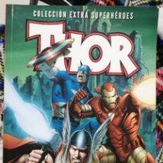 Cómics: THOR - RAGNAROK. COLECCIÓN EXTRA SUPERHEROES. Lote 232108935
