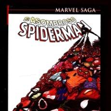 Cómics: EL ASOMBROSO SPIDERMAN 47 : UNIVERSO SPIDERMAN PROLOGO - PANINI / MARVEL SAGA 107 / TAPA DURA. Lote 223474361