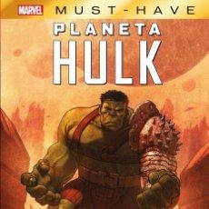 Cómics: MARVEL MUST-HAVE. PLANETA HULK. Lote 232734900