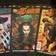 Comics: X-MEN: EL FIN - LIBRO 1 - SOÑADORES Y DEMONIOS (COMPLETA 3 NÚMEROS) - PANINI. Lote 232924720