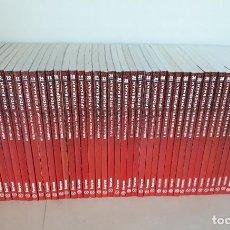 Cómics: COLECCION COMPLETA BIBLIOTECA MARVEL SPIDERMAN 1 AL 47 MAYO 2001 A MAYO 2006 NUEVO. Lote 278559173