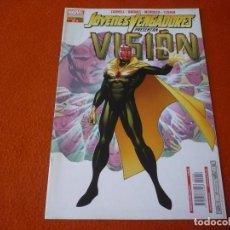 Cómics: JOVENES VENGADORES PRESENTAN Nº 4 VISION ¡MUY BUEN ESTADO! MARVEL PANINI. Lote 233363580