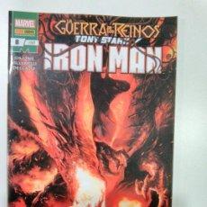 Cómics: TONY STARK: IRON MAN N° 107 PANINI. (FOTO ADICIONAL). Lote 233478835