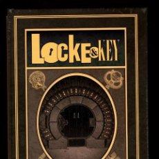 Cómics: LOCKE & KEY 2 DE JOE HILL Y GABRIEL RODRIGUEZ - PANINI / IDW / OMNIBUS / NUEVO Y PRECINTADO. Lote 224658711