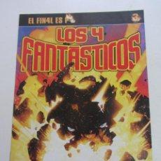 Comics: LOS 4 FANTÁSTICOS VOL 7 Nº 92 PANINI BUEN ESTADO MUCHOS MAS A LA VENTA MIRA FALTAS ARX44. Lote 233758310