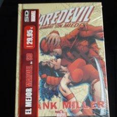 Cómics: DAREDEVIL DE FRANK MILLER BEST OF MARVEL ESSENTIALS 3TOMOS PRECINTADOS. Lote 233824570