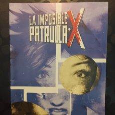 Comics: LA IMPOSIBLE PATRULLA X N.36 LA VIDA SECRETA DE EVA BELL PARTES 1 Y 2 ( 2012/2019 ). Lote 234353610