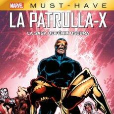 Comics: MARVEL MUST-HAVE. LA PATRULLA-X: LA SAGA DE FENIX OSCURA. Lote 234706640