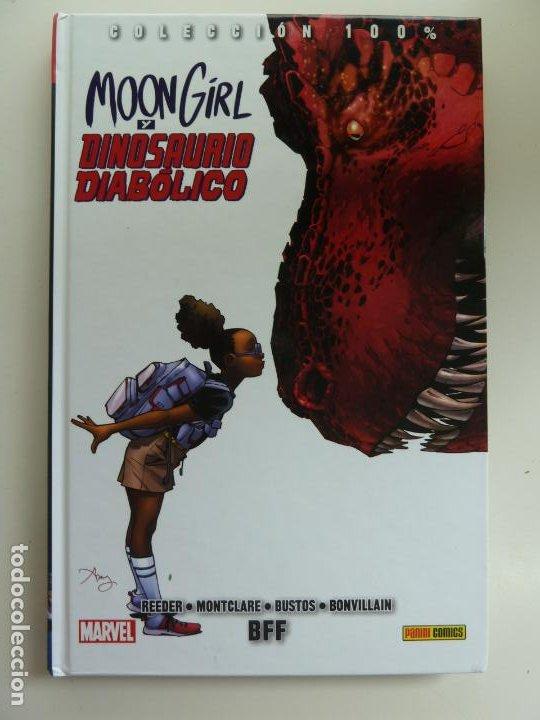 MOON GIRL Y DINOSAURIO DIABÓLICO. Nº 1 (Tebeos y Comics - Panini - Marvel Comic)