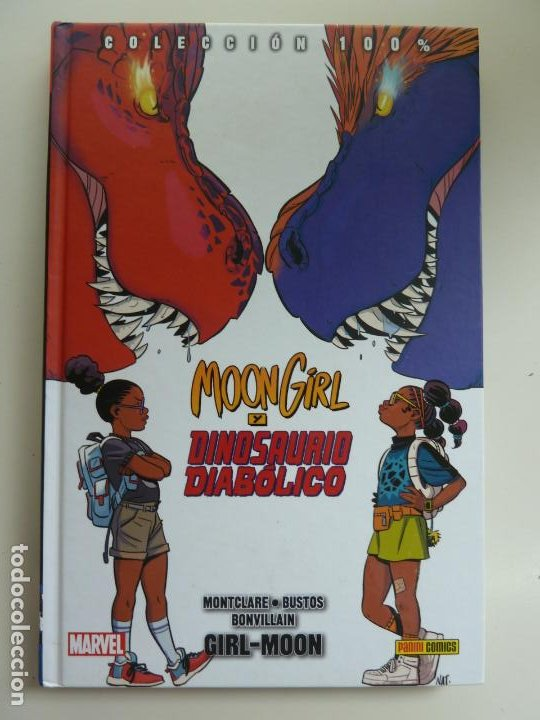 MOON GIRL Y DINOSAURIO DIABÓLICO. Nº 4 (Tebeos y Comics - Panini - Marvel Comic)