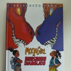 Comics: MOON GIRL Y DINOSAURIO DIABÓLICO. Nº 4. Lote 234736795
