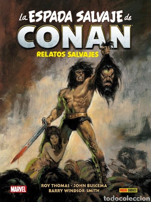 LA ESPADA SALVAJE DE CONAN MAGAZINE 0. RELATOS SALVAJES (LIMITED EDITION) (Tebeos y Comics - Panini - Marvel Comic)
