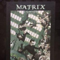 Cómics: MATRIX CÓMICS VOLUMEN 2 NEO ESTÁ MUERTO , ESTÁS SEGURO ? ( 2008 ). Lote 235254355