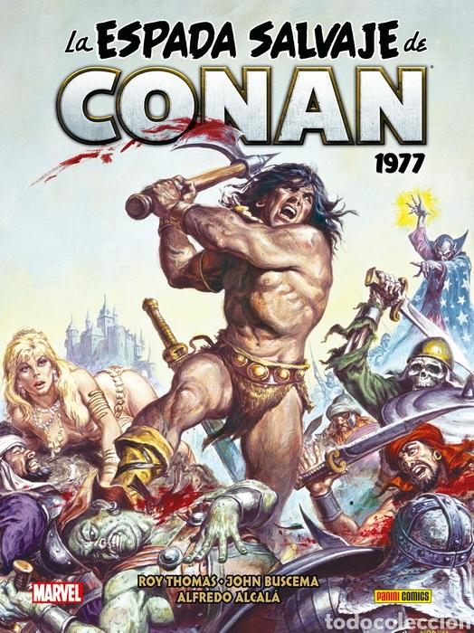 LA ESPADA SALVAJE DE CONAN 03. LA ETAPA MARVEL ORIGINAL (LIMITED EDITION) (Tebeos y Comics - Panini - Marvel Comic)
