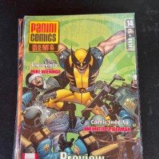 Comics: PANINI COMICS NEWS NUMERO 14 BUEN ESTADO. Lote 235276240