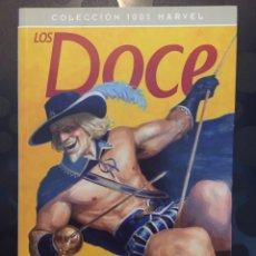 Cómics: LOS DOCE N.2 SECRETOS COLECCIÓN 100% MARVEL ( 2009/2013 ). Lote 235328085
