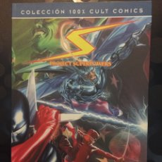 Cómics: PROJECT SUPERPOWERS N.1 LA URNA DE PANDORA COLECCIÓN 100% CULT CÓMICS ( 2009 ). Lote 235332045