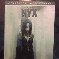 Cómics: NYX N.1 MUTACIÓN COLECCIÓN 100% MARVEL ( 2005/2009 ). Lote 235336840