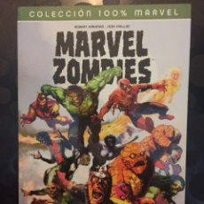Cómics: MARVEL ZOMBIES HAMBRE INSACIABLE COLECCIÓN 100% MARVEL ( 2007 ). Lote 235340005