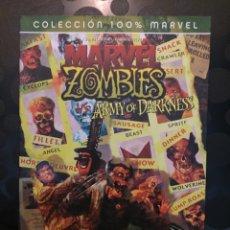 Cómics: MARVEL ZOMBIES VS ARMY DRAKNESS : EL EJÉRCITO DE LAS TINIEBLAS COLECCIÓN 100% MARVEL ( 2008 ). Lote 235342330
