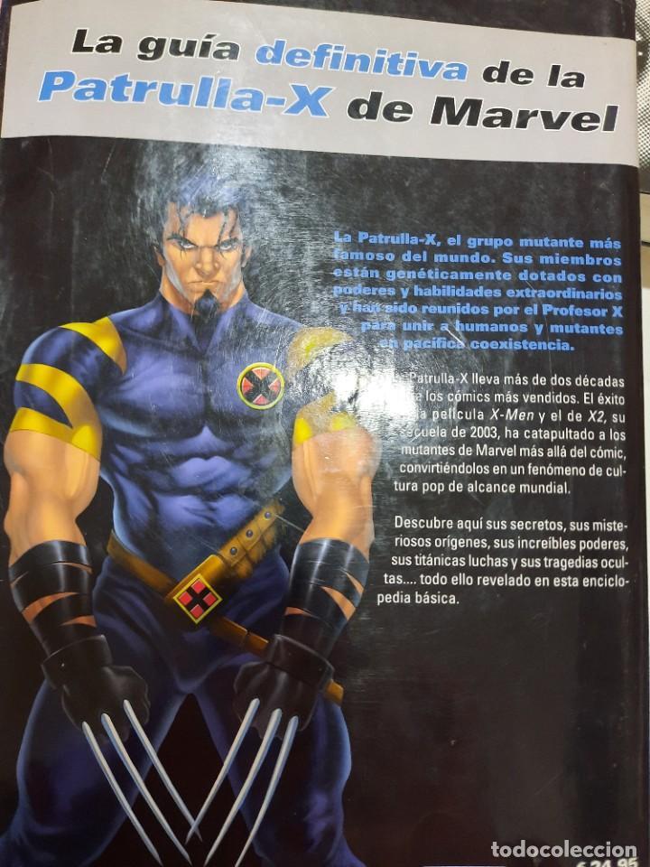 Cómics: ENCICLOPEDIA MARVEL X-MEN - Foto 8 - 235423645