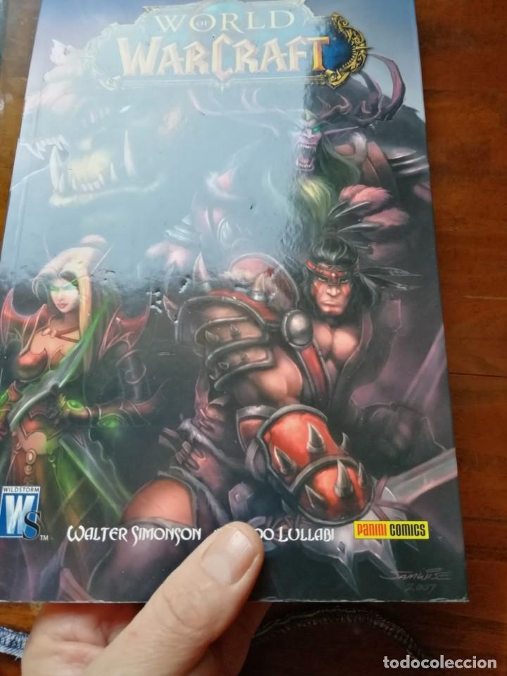Cómics: WORLD OF WARCRAFT Nº1 PANINI. - Foto 8 - 235464015