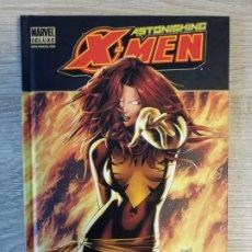 Cómics: ASTONISHING X-MEN LA CANCION FINAL DE FENIX MARVEL DELUXE IMPECABLE. Lote 288074903