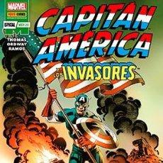 Comics : MARVEL 80º ANIVERSARIO: CAPITAN AMERICA Y LOS INVASORES. Lote 235548570
