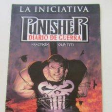 Cómics: PUNISHER DIARIO DE GUERRA Nº 4 - PANINI MUCHOS EN VENTA PIDE FALTAS ARX47. Lote 235592995