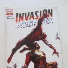 Cómics: INVASION SECRETA Nº 7 PANINI - BUEN ESTADO MUCHOS EN VENTA PIDE FALTAS ARX47. Lote 235810555