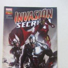 Cómics: INVASION SECRETA Nº 6 PANINI - BUEN ESTADO MUCHOS EN VENTA PIDE FALTAS ARX47. Lote 235810860