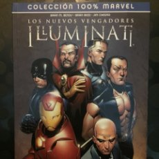 Comics: LOS NUEVOS VENGADORES ILLUMINATI : INVASIÓN SECRETA COLECCIÓN 100% MARVEL ( 2008 ). Lote 235834545