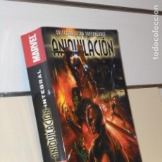 Comics: COLECCION EXTRA SUPERHEROES ANIQUILACION INTEGRAL MARVEL - PANINI. Lote 235897945