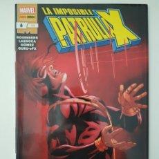 Cómics: LA IMPOSIBLE PATRULLA-X 6 / 88 - MARVEL PANINI. Lote 235944695