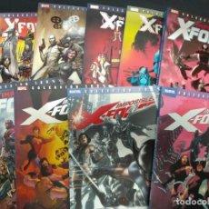Fumetti: X-FORCE COLECCIÓN COMPLETA 9 NÚMEROS PANINI MARVEL. Lote 236414020