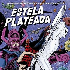 Comics: ESTELA PLATEADA DE DAN SLOTT Y MIKE ALLRED OMNIBUS - PANINI - CARTONE - IMPECABLE - OFI15F. Lote 236417075
