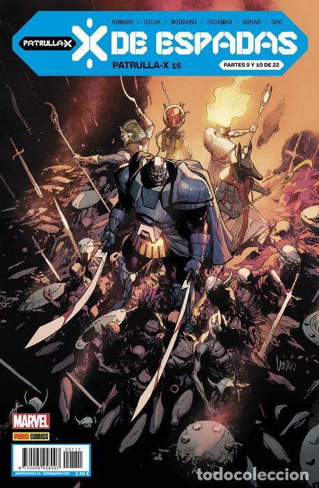 PATRULLA-X 15 (111) (Tebeos y Comics - Panini - Marvel Comic)