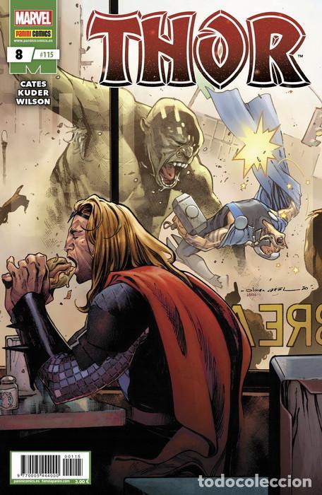 THOR 08 (115) (Tebeos y Comics - Panini - Marvel Comic)