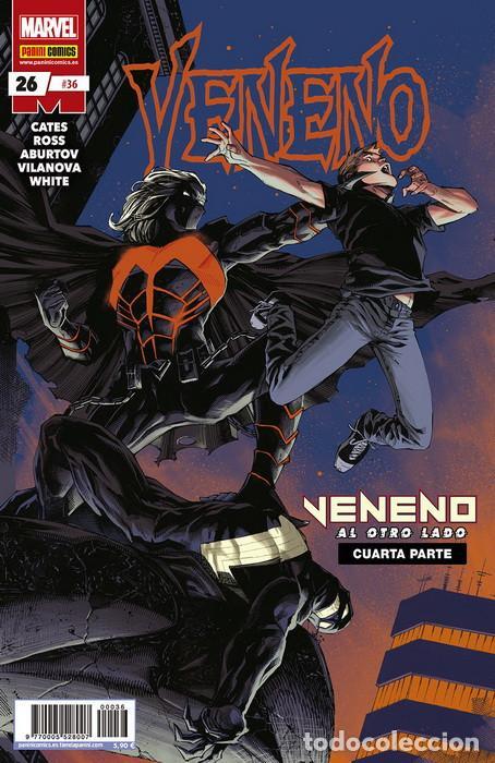 VENENO V2 36 (VENENO # 26) (Tebeos y Comics - Panini - Marvel Comic)