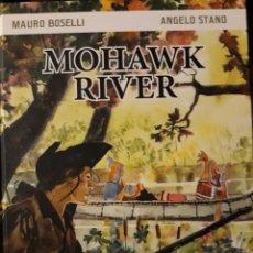 Cómics: MOHAWK RIVER. Lote 236447935