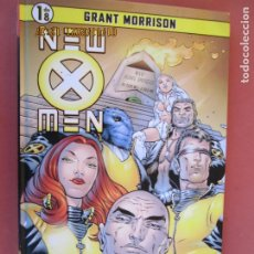Cómics: NEW MEN - E DE EXTINCION -GRANT MORRISON MARVEL 1 DE 8 - PANINI COMICS. Lote 236455580