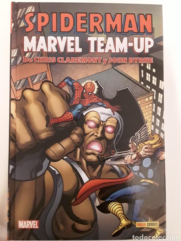SPIDERMAN. MARVEL TEAM-UP DE CHRIS CLAREMONT Y JOHN BYRNE - PANINI / MARVEL (Tebeos y Comics - Panini - Marvel Comic)