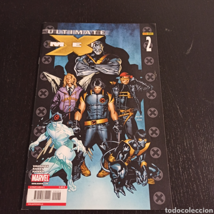 ULTIMATE X-MEN V2 2 (Tebeos y Comics - Panini - Marvel Comic)