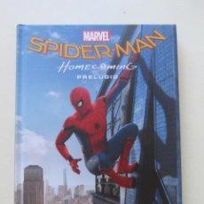 Cómics: MARVEL CINEMATIC COLLECTION Nº 1 SPIDERMAN HOMECOMING PRELUDIO - PANINI. Lote 236610760