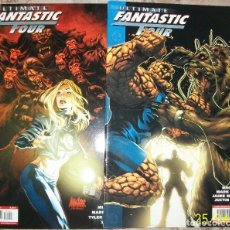 Cómics: ULTIMATE FANTASTIC FOUR (PANINI) 2 NUMEROS 26 Y 27. Lote 236843875