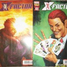 Cómics: X-FACTOR (PANINI) 2 NUMEROS 27 Y 40. Lote 236843975