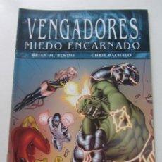 Cómics: LOS VENGADORES. VOL 4. Nº 14. MIEDO ENCARNADO PANINI MUCHOS EN VENTA MIRA TUS FALTAS E3X1. Lote 236962095