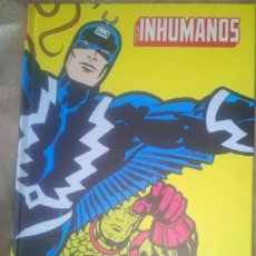 Cómics: MARVEL LIMITED EDITION LOS INHUMANOS. DIFICIL, DESCATALOGADO. SD/PANINI. Lote 237022990