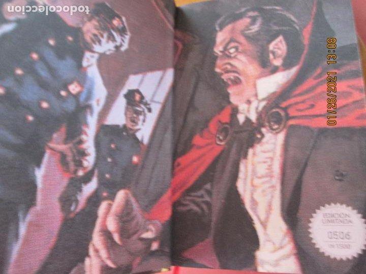 Cómics: DRACULA LIVES ! MARVEL LIMITED EDITION Nº 0506 DE 1500 - Foto 8 - 237398830